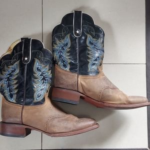 Tony Lama cowboy boots -   size 12